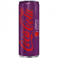 Coca Cola Cherry 33cl par 24